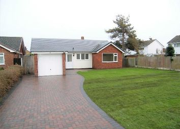 Thumbnail 3 bed detached bungalow for sale in Birch Green, Freshfield, Liverpool