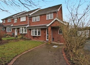 Thumbnail 3 bed town house for sale in Smithy View, Calverton, Nottingham