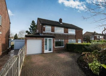 Thumbnail 3 bed semi-detached house to rent in Coniston Drive, Walton-Le-Dale, Preston