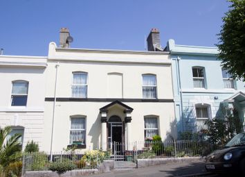 Thumbnail 4 bed terraced house for sale in Haddington Road, Stoke, Plymouth