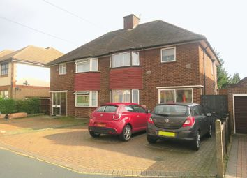 Thumbnail 3 bed semi-detached house for sale in Hatton Road, Bedfont, Feltham