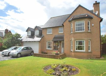 Thumbnail 5 bed detached house for sale in Eastcroft Court, Kirkton, Livingston