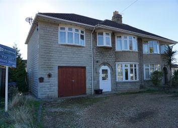 Thumbnail 3 bed semi-detached house to rent in The Croft, Trowbridge