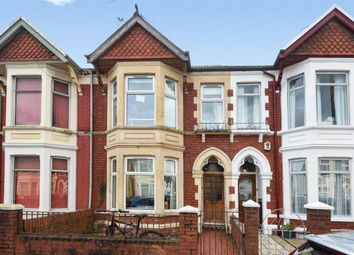 Thumbnail 4 bed terraced house for sale in Llanishen Street, Heath, Cardiff