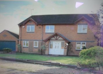 Thumbnail 4 bed detached house for sale in Gaulby Lane, Stoughton, Leicester