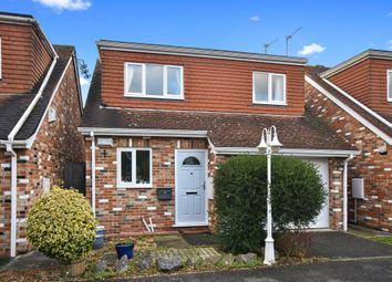 Thumbnail 3 bed detached house for sale in Worcester Drive, Ashford