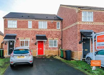 Thumbnail 2 bed terraced house for sale in Astbury Close, Turnberry, Walsall