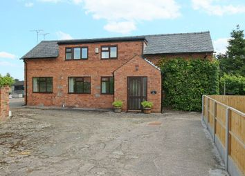 Thumbnail 3 bed detached house for sale in Wrenbury Wood, Wrenbury, Nantwich
