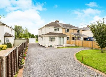 Thumbnail 2 bed semi-detached house for sale in Copythorne, Southampton, Hampshire