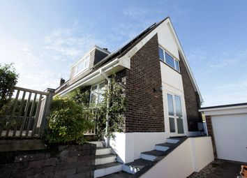 Thumbnail 5 bed detached house to rent in The Fairway, Newton Ferrers, Plymouth