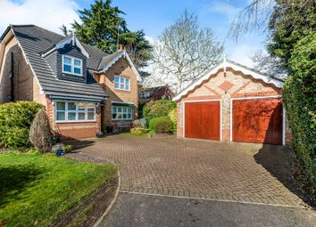 Thumbnail 5 bedroom detached house for sale in Alexandra Mews, Watford