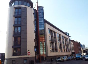 Thumbnail 1 bed flat for sale in Marconi House, Melbourne Street, Newcastle Upon Tyne, Tyne And Wear