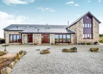 Thumbnail 6 bed barn conversion for sale in Helston, Cornwall