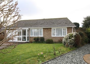 Thumbnail 2 bed bungalow for sale in Roselands, Bexhill-On-Sea