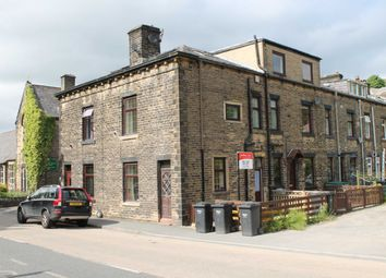 Thumbnail 3 bed end terrace house to rent in Rochdale Road, Walsden, Todmorden