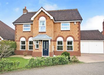 4 bed detached house for sale in The Ashway, Brixworth, Northampton NN6