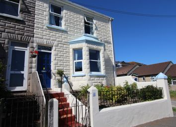 Thumbnail 4 bed end terrace house for sale in Clarence Road, Torpoint
