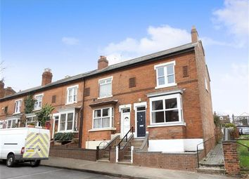 Thumbnail 3 bedroom end terrace house for sale in Charlotte Street, Walsall