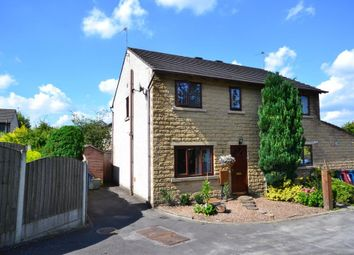 Thumbnail 3 bed semi-detached house for sale in Cringle Way, Clitheroe
