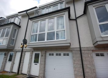 Thumbnail 4 bed town house to rent in Woodlands Terrace, Cults