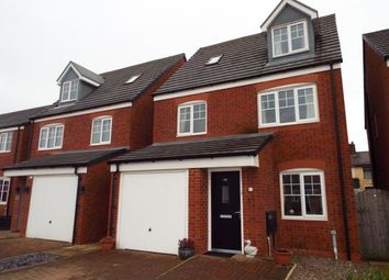 Thumbnail 4 bed detached house for sale in Walnutwood Avenue, Bamber Bridge, Preston, Lancashire