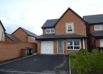 Thumbnail 3 bed detached house for sale in Merevale Way, Stenson Fields, Derby, Derbyshire