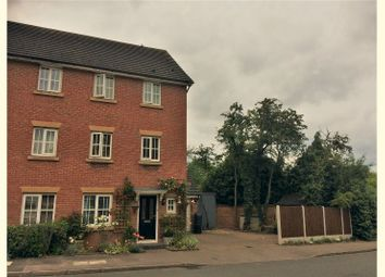 Thumbnail 3 bed town house for sale in Laxton Grove, Solihull