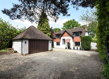 Thumbnail 5 bed detached house to rent in Lower Wokingham Road, Crowthorne, Berkshire