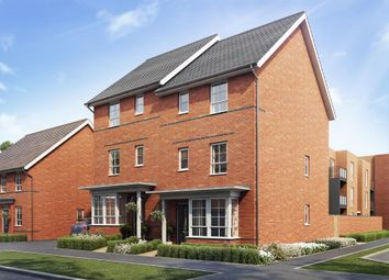 "Thumbnail 4 bedroom semi-detached house for sale in ""Hythe"" at Station Road, Methley, Leeds"
