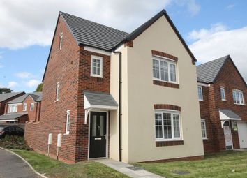 Thumbnail 4 bed detached house for sale in Shakespeare Drive, Penkridge, Stafford