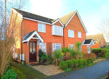 Thumbnail 2 bed maisonette for sale in Sandringham Way, Frimley, Camberley