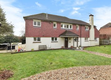 Thumbnail 4 bedroom detached house to rent in Bell Hill, Petersfield