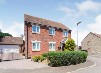 Thumbnail 4 bed detached house for sale in Dabinett Close, Norton Fitzwarren, Taunton