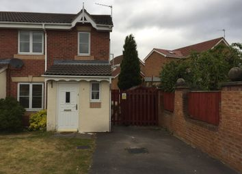 Thumbnail 3 bed end terrace house to rent in Gileswood Crescent, Brampton Bierlow, Rotherham