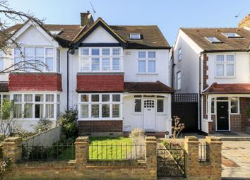Thumbnail 5 bed property for sale in Marksbury Avenue, Kew