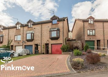 Thumbnail 2 bed end terrace house for sale in William Morris Drive, Newport
