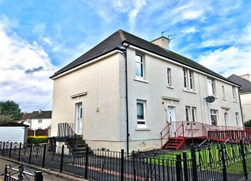 Thumbnail 2 bedroom flat for sale in Gibb Street, Chapelhall, Airdrie