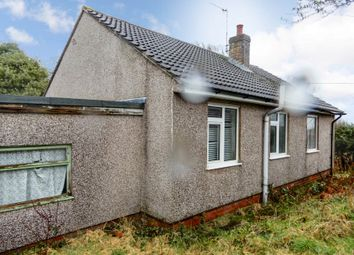 Thumbnail 2 bed detached bungalow for sale in Holmglade, Drigg, Holmrook, Cumbria