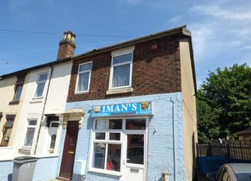 Thumbnail 2 bed flat for sale in Upper Normacot Road, Longton, Stoke-On-Trent