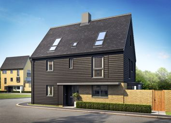 "Thumbnail 5 bedroom detached house for sale in ""Musselburgh"" at Park Prewett Road, Basingstoke"
