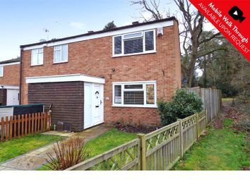 Thumbnail 2 bedroom end terrace house for sale in Pinewood Park, Farnborough, Hampshire