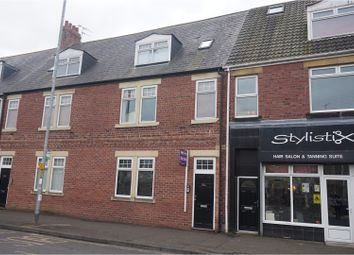 Thumbnail 1 bed flat for sale in Statiom Road, Ashington