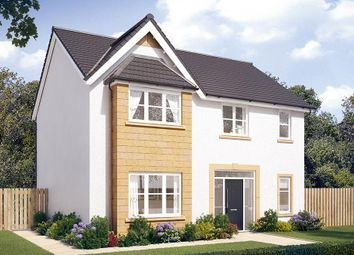 "Thumbnail 5 bedroom detached house for sale in ""The Durham"" at Cairneyhill, Dunfermline"