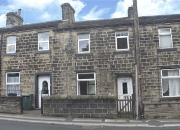 Thumbnail 2 bed terraced house to rent in Cross Roads, Keighley, West Yorkshire