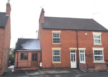 Thumbnail 4 bed semi-detached house for sale in Tutbury Road, Horninglow, Burton-On-Trent