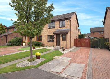 Thumbnail 3 bed semi-detached house for sale in Robertson Way, Livingston, West Lothian