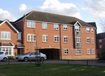 Thumbnail 2 bed flat for sale in White Willow Close, Ashford, Kent United Kingdom