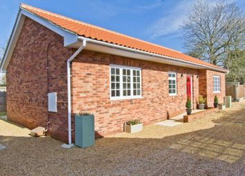 Thumbnail 3 bedroom detached bungalow to rent in Tuns Road, Necton, Swaffham