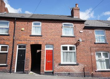 Thumbnail 3 bed terraced house for sale in Newent Lane, Crookes, Sheffield