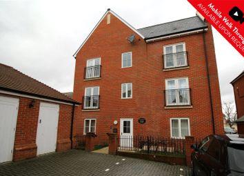 1 bed flat for sale in Cole House, Stuart Lane, Wellesley, Aldershot, Hampshire GU11
